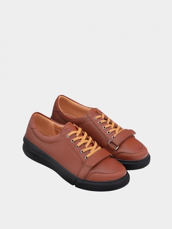 کفش اسپورت زنانه 1354 WS3221 عسلی