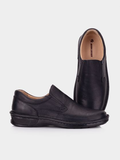 کفش مردانه اسکار بی بند MS2440  PA