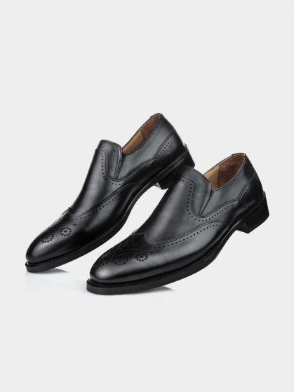 کفش کلاسیک مردانه 0202 MS2769 DR