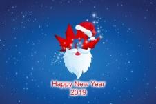 سال نو میلادی مبارک