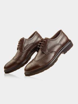 کفش مردانه کلاسیک بندی 6222 MS2771 GN